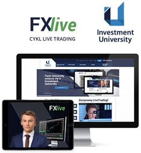 Investment University; Live Trading