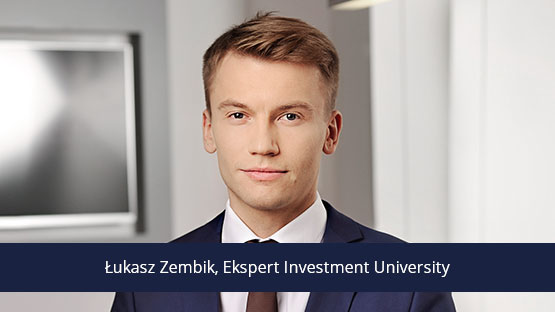 Łukasz Zembik, Ekspert Investment University