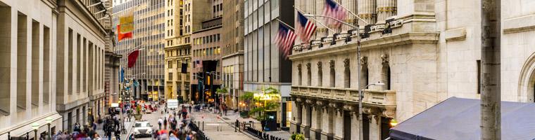 Mieszany start sesji na Wall Street