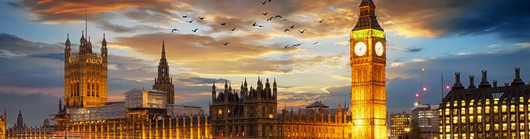 Stabilizacja usług w Wielkiej Brytanii