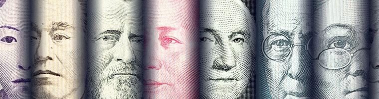 Rynek walutowy po swojemu. Dolar w górę