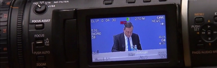 Konferencja ECB [TRANSMISJA LIVE]