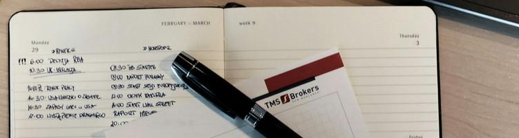 Dzień na rynku, dzień w TMS Nonstop: 6 X