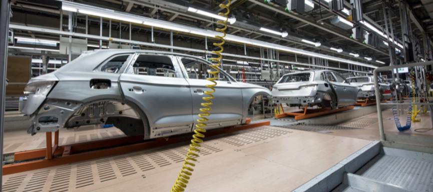 Niemcy: zamówienia w przemyśle