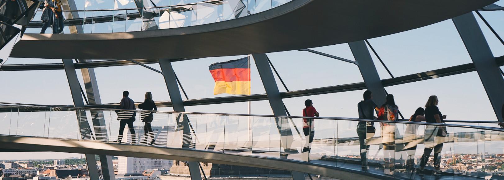DAX: niemiecka giełda na historycznych szczytach.