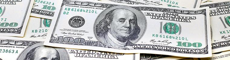 Inflacja w USA osłabia dolara