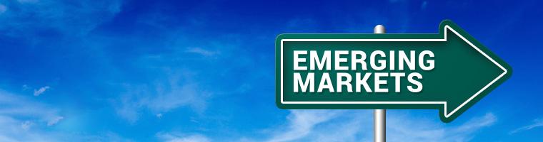 Słaby dolar wspiera waluty EM