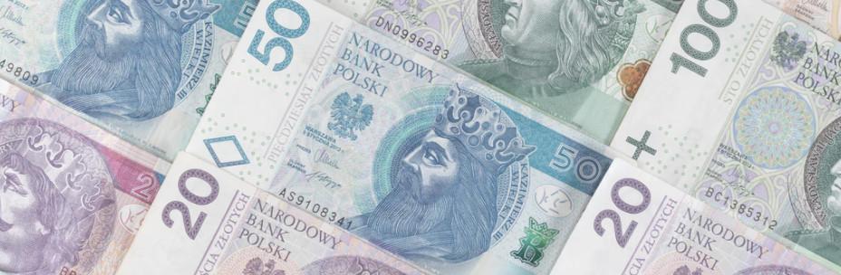 EUR/PLN: złoty najsłabszy od 20 maja