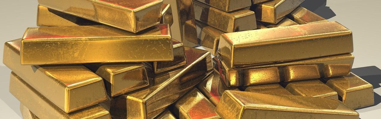 Złoto: rekordy na plan