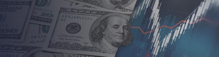 Dane z rynku nieruchomości wspierają odbicie USD