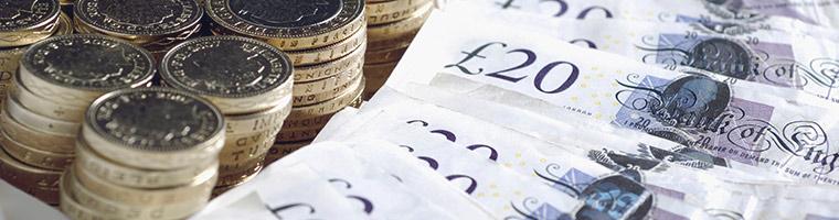 GBP: wyższa sprzedaż detaliczna