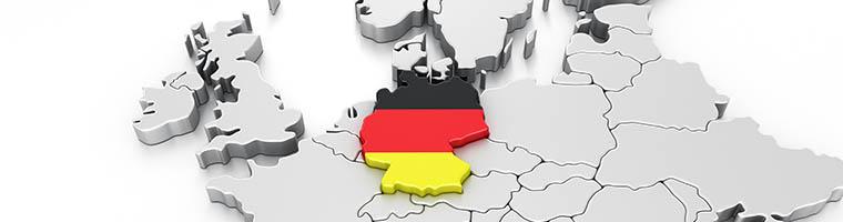 Siła niemieckiego przemysłu przykrywa słabość usług