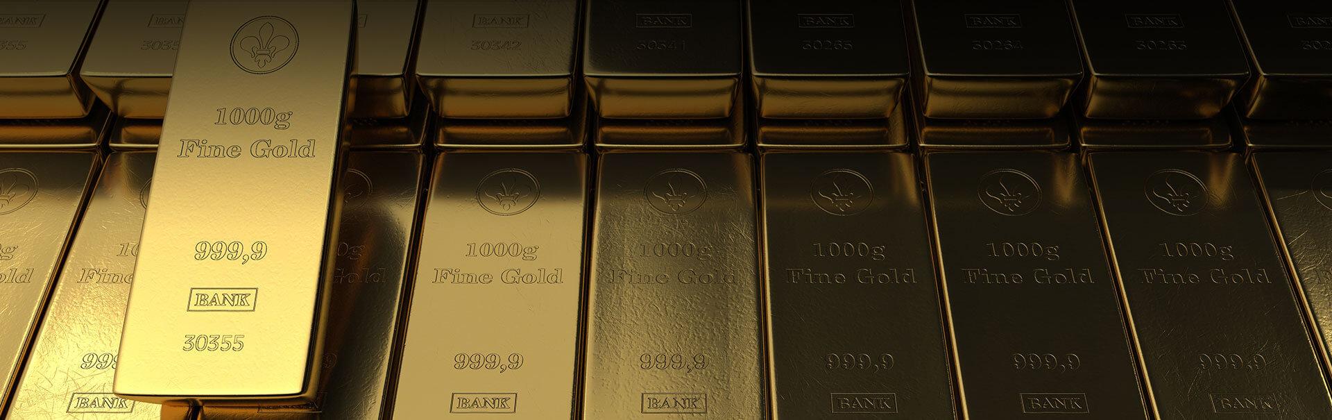 Gold: Skąd tak duża korekta? Co dalej z notowaniami?