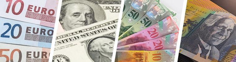 Duży spokój na rynku walutowym
