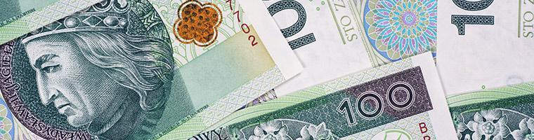 PKB wyżej, CPI wyżej, EUR/PLN niżej