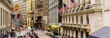 Czerwone otwarcie na Wall Street