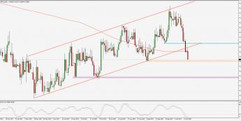 Wykres dzienny EUR/PLN; Źródło: TMS Trader