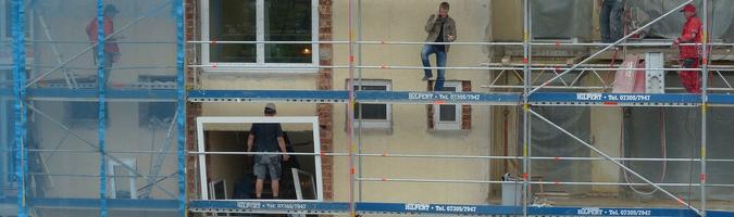 Brytyjski sektor budowlany rozczarowuje