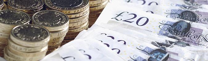 GBP: słaba seria danych