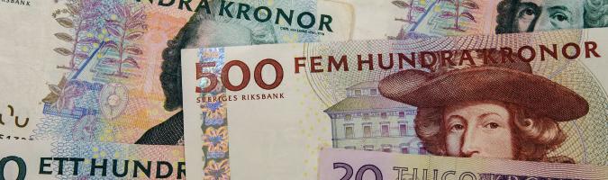 Inflacja ze Szwecji rozczarowuje