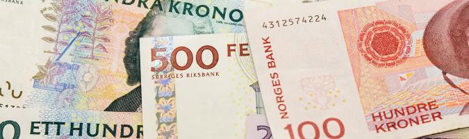 Przed decyzją Riksbanku: na północy bez zmian