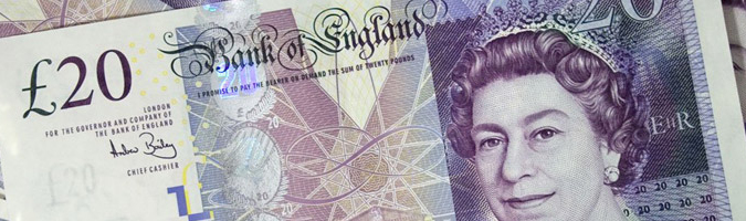 GBP: CPI nieco niżej