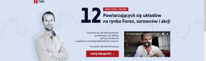 [DZIŚ] - 12 powtarzających się układów na rynku Forex, surowców i akcji