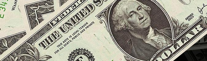 Minimalnie słabsza inflacja w USA, dolar stabilny