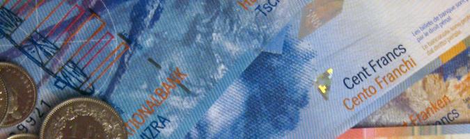 SNB stopy bez zmian, będą interwencje