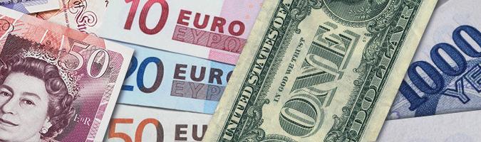 ISM dla usług słabszy, dolar mocniejszy