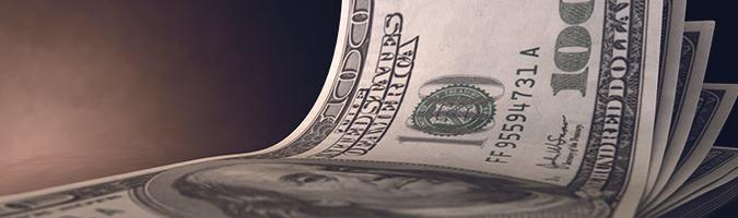 Dolar niewzruszony wobec danych z gospodarki