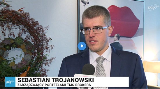 Sebastian Trojanowski Zarządzający Portfelami komentuje wybory USA / Polska Agencja Prasowa (PAP)