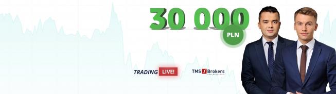 Investment University: Live Trading z gościem specjalnym dziś o 18:00