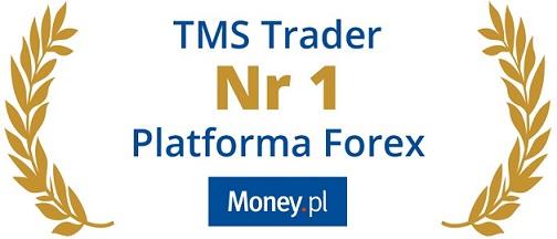 TMS Brokers liderem rankingu Money.pl na najlepszą platformę forex
