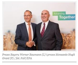 Bayer przejmie Monsanto. Mariaż szwarccharakterów - komentuje Dariusz Świniarski / Forbes